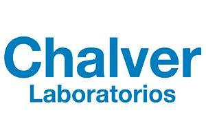 Logo de Laboratorios Chalver