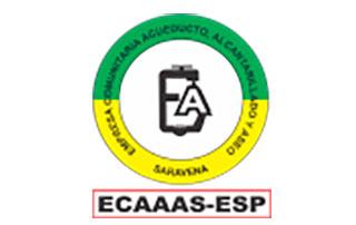 Logo de ECAAAS-ESP – Empresa Comunitaria de Acueducto, Alcantarillado y Aseo Saravena