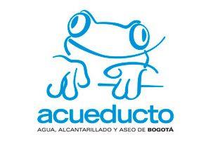 Logo de Acueducto de Bogota